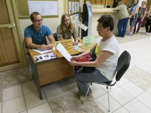 27 мая в зеленоградском Центре занятости населения прошел День открытых дверей