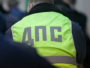 «Гаишнику» дали три года условно за сломанный зуб клиента банка