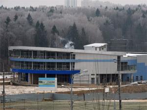 Префектура объявила о неспособности инвестора достроить аквапарк