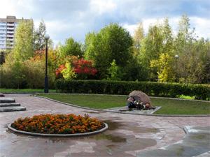 Парк «Ровесник» оградят шумозащитными щитами