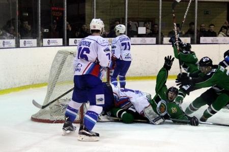 ХК «Зеленоград» гарантировал себе выход в плей-офф первенства МХЛ