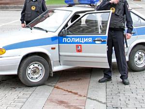 Ребенка у Крюковской площади сбил полицейский автомобиль
