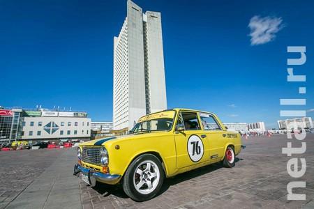 24 сентября на Центральной площади пройдет фестиваль Motor Lady