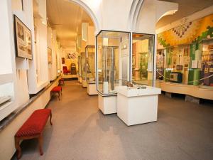 Музей как айсберг