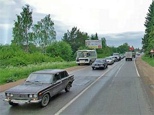 Подмосковные власти заказали проект планировки для модернизации Пятницкого шоссе