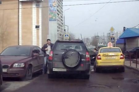 Дорожная разборка в Андреевке