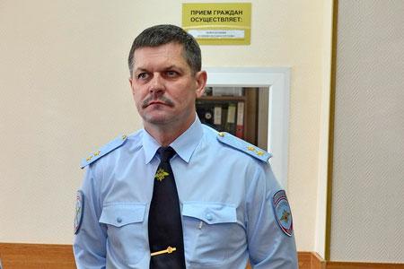 Глава московской полиции проведет выездной прием в Зеленограде