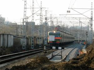 В 2012 году новый железнодорожный путь дойдет до Ховрино