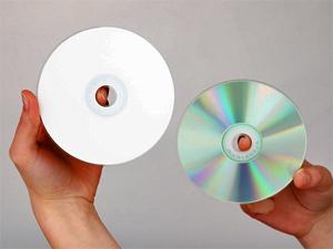 Из ТЦ на Привокзальной площади изъяли контрафактные диски