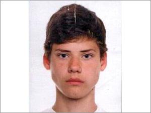 Полиция разыскивает 16-летнего Андрея Полозенко