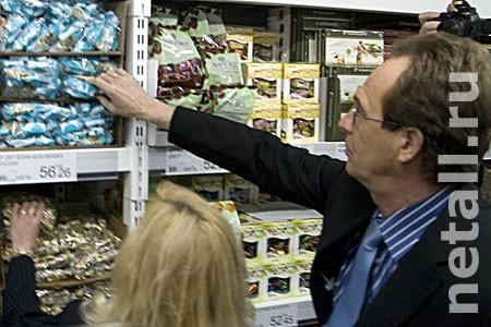 Префект расскажет зеленоградцам о состоянии потребительского рынка