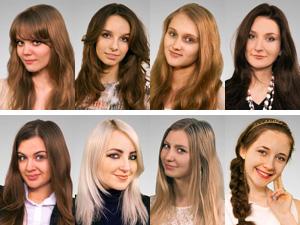 Девушки «Мисс МИЭТ — 2013»