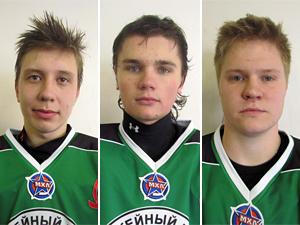 Главный тренер и три игрока ХК «Зеленоград» вызваны на «Кубок Поколения»