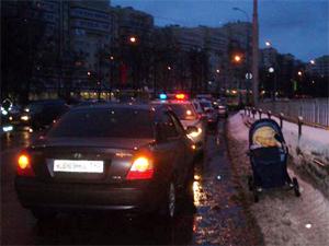 «Зебру» закрыли после ДТП с детской коляской