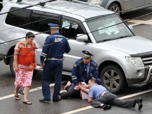 Водитель-наркоман всю ночь бегал от полицейских
