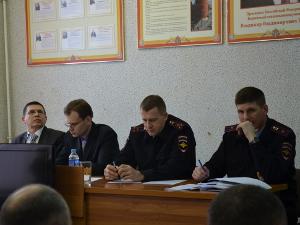 В ГИБДД Зеленограда подведены итоги работы за 2013 год
