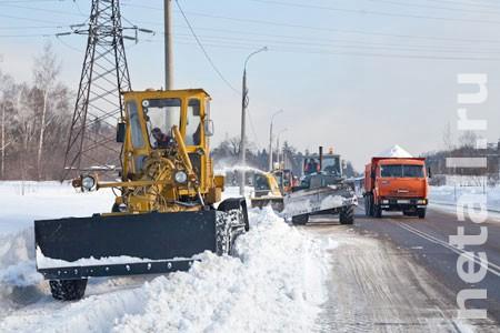 Проезд в общественном транспорте Москвы может стать бесплатным в дни снегопада