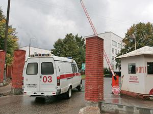 3-я горбольница заготовила за год 4 тонны донорской крови