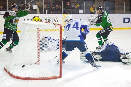 ХК «Зеленоград» завершил регулярный сезон МХЛ двумя победами