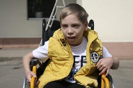 11-летнему сироте-инвалиду из Зеленограда требуется помощь для борьбы с ДЦП