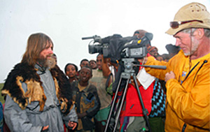 Зеленоградец снял фильм об экспедиции Федора Конюхова в Эфиопию