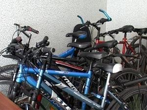В 8-м микрорайоне задержан серийный угонщик велосипедов