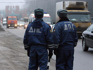 Сотрудники ГИБДД сняты с регулировки улиц