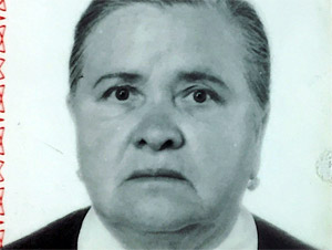 Полиция объявила в розыск страдающую потерей памяти пенсионерку