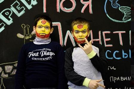 В детском центре «Моя планета» подростков научат общаться и находить друзей