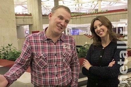 Виктор Рыбин и Наталья Сенчукова: «Повзрослели хулиганы, с женами живут»