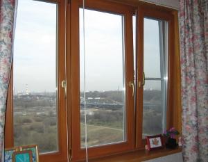 Компания «Окна Комфорта» представляет деревянные окна