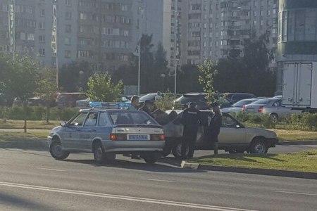 Водитель с наркотиками в машине попался на нарушении ПДД