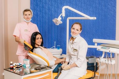 В «Стоматологической клинике доктора Звонарева» работает ночной кабинет