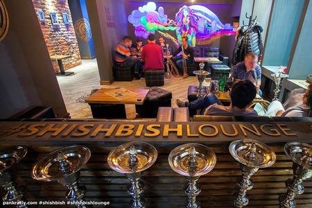 В корпусе 1541 открылась чайная ShishBish