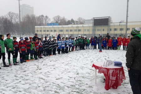 Состоялся традиционный турнир по регби «Битва под Москвой»