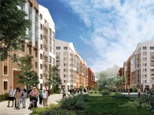 Рядом с МЖК построят мини-город на 3,5 тысячи квартир