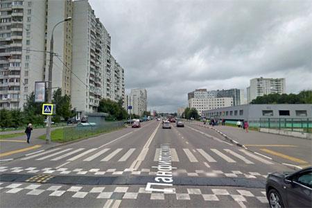 Полиция ищет сбившую пешехода автоледи