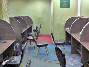 В 12-м микрорайоне обнаружен подпольный игровой клуб