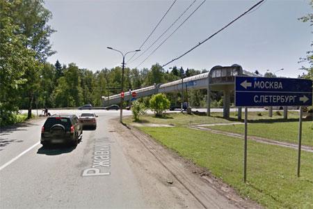Выезд из Ржавок в Москву запретят с 3 октября