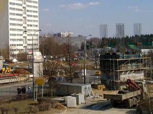 На Центральном проспекте хотят построить четыре внеуличных перехода
