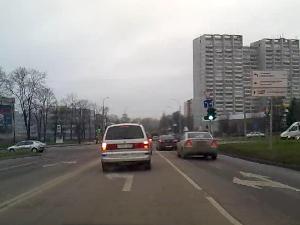 Выезд с Солнечной аллеи на улицу Гоголя разрешат с двух полос