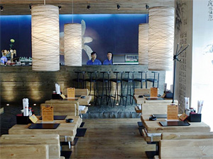 В 18-м районе откроется японский ресторан «Тануки»
