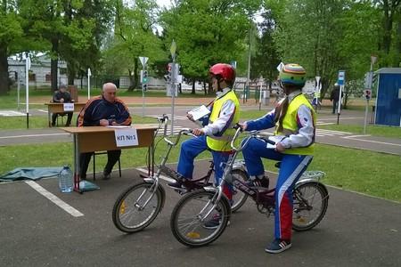 Зеленоградские школьники стали победителями городского слета Юных инспекторов движения