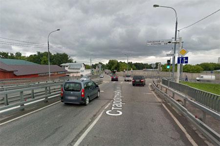 14-летняя школьница пострадала в аварии на «старом мосту»