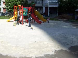 Детские песочницы проверяет Роспотребнадзор