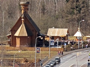 У храмов на шесть дней запретят парковку