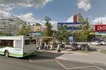 Полиция поймала разбившего остановки на Солнечной аллее вандала