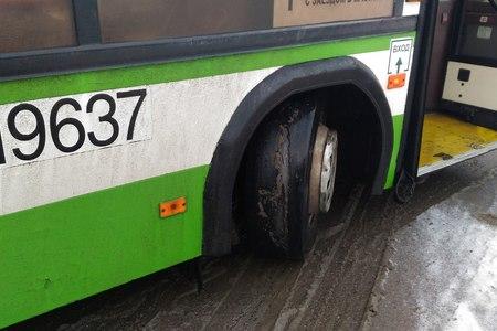 В Зеленограде проходит общегородская профилактическая операция «Нелегальный автобус»