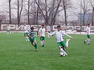 «Зеленоград» выиграл у «Зенита», но уступил «Арсеналу»