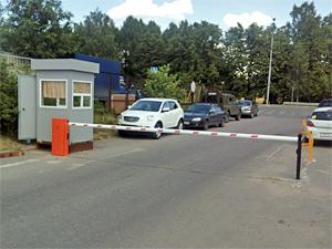 Работники Южной промзоны пожаловались на закрытие бесплатной парковки